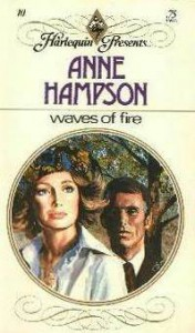 Waves of Fire - Anne Hampson