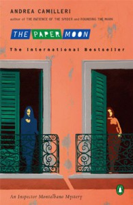 The Paper Moon (Inspector Montalbano Mysteries) - Andrea Camilleri
