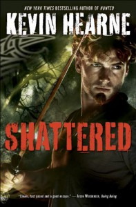 Shattered - Kevin Hearne