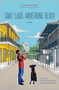 Saint Louis Armstrong Beach - Brenda Woods