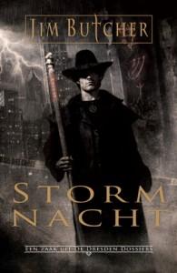 Stormnacht (Een zaak uit de Dresden Dossiers, #1) - Jim Butcher, Lia Belt