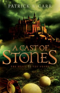 A Cast of Stones - Patrick W. Carr