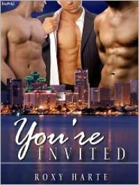 You're Invited - Roxy Harte