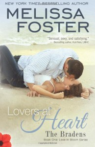 Lovers at Heart (Love in Bloom: The Bradens, Book One): 4 - Melissa Foster