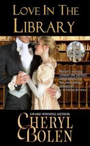 Love In The Library  - Cheryl Bolen