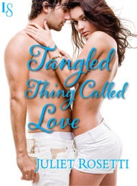 Tangled Thing Called Love (Life and Love on the Lam #3) - Juliet Rosetti