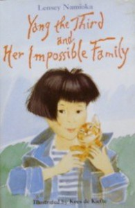 Yang the Third and Her Impossible Family - Lensey Namioka
