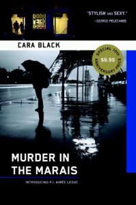 Murder in the Marais (Aimee Leduc Investigations, No. 1) - Cara Black