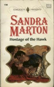 Hostage Of The Hawk - Sandra Marton