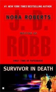 Survivor In Death - J.D. Robb