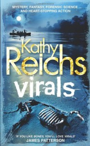 Virals (Tory Brennan 1 Adult Cover) - Kathy Reichs