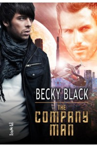 The Company Man (Red Dragon #1) - Becky Black