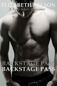Backstage Pass - Elizabeth Nelson