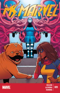 Ms. Marvel, #9: Generation Why, Part II - G. Willow Wilson, Adrian Alphona