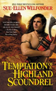 Temptation of a Highland Scoundrel - Sue-Ellen Welfonder