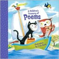 Children's Treasury of Poems - Linda Bleck (Illustrator)