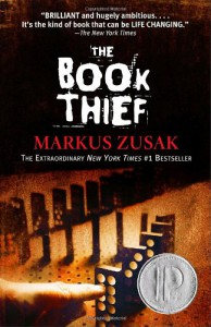 The Book Thief - Trudy White, Markus Zusak