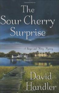 The Sour Cherry Surprise - David Handler