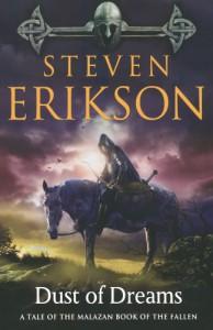 Dust of Dreams - Steven Erikson