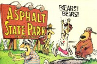 Asphalt State Park - Phil Frank