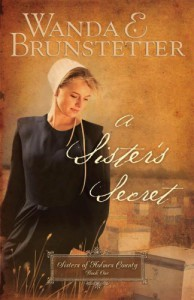 A Sister's Secret - Wanda E. Brunstetter