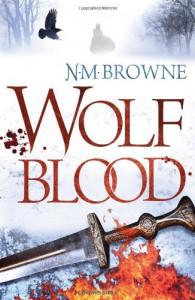Wolf Blood - N.M. Browne