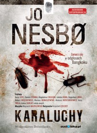 Karaluchy (audiobook CD) - Nesbo Jo