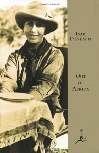 Out of Africa - Isak Dinesen, Karen Blixen