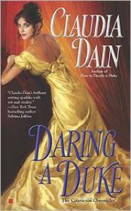 Daring a Duke - Claudia Dain