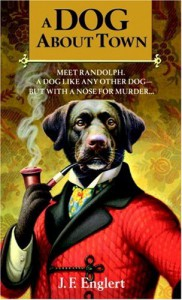 A Dog About Town - J.F. Englert