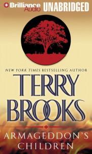 Armageddon's Children (Genesis Of Shannara) - Terry Brooks, Dick Hill