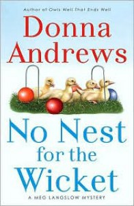 No Nest for the Wicket - Donna Andrews