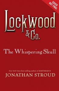 The Whispering Skull - Jonathan Stroud