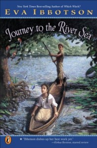 Journey to the River Sea - Eva Ibbotson, Kevin Hawkes