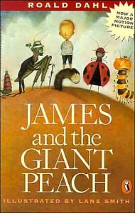 James y el Melocotón Gigante - Quentin Blake, Roald Dahl