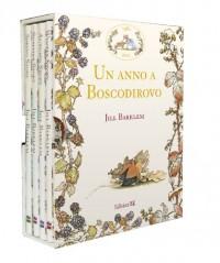Un anno a Boscodirovo: Storia di primavera-Storia d'estate-Storia d'autunno-Storia d'inverno. Cofanetto - Jill Barklem