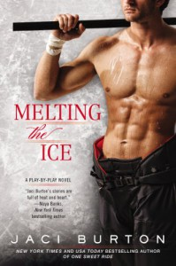 Melting the Ice (A Play-by-Play Novel) - Jaci Burton