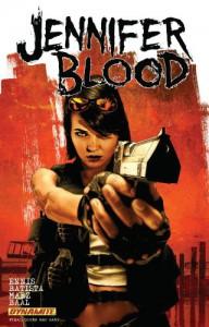 Garth Ennis' Jennifer Blood Volume 1 TP - Garth Ennis