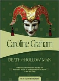 Death of a Hollow Man (Chief Inspector Barnaby Series #2) - Caroline Graham