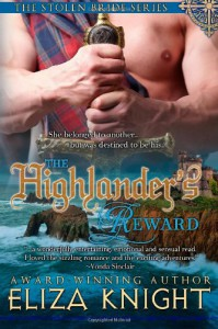 The Highlander's Reward - Eliza Knight
