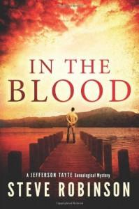 In the Blood (Jefferson Tayte Genealogical Mystery) - Steve Robinson