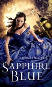 Sapphire Blue (Audio) - Kerstin Gier, Anthea Bell, Marisa Calin