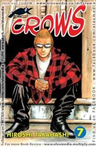 Crows Vol. 7 - Hiroshi Takahashi