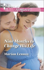 Nine Months to Change His Life - Marion Lennox