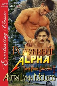 Powerful Alpha  - Anitra Lynn McLeod