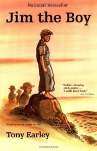 Jim the Boy - Tony Earley