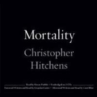 Mortality - Christopher Hitchens, Simon Prebble