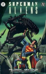 Superman/Aliens - Dan Jurgens, Kevin Nowlan, Chris Claremont