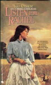 Listen for Rachel - Lou Kassem