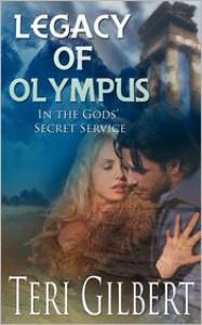 Legacy of Olympus - Teri Gilbert